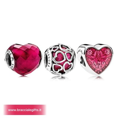 Catalogo Pandora 2020 Fortunato In Amore Fucsia Fascino Pack