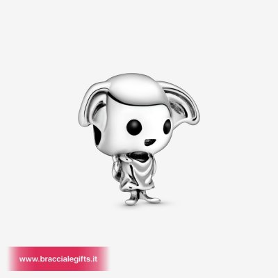 Catalogo Pandora 2020 Harry Potter, Dobby La Casa Elfo Fascino